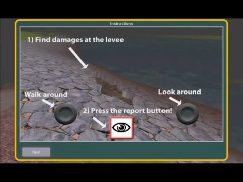 Video of Levee Patroller Mobile