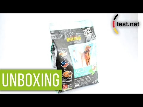 Belcando | getreidefreies Hundefutter mit Lachs (Unboxing) | test.net