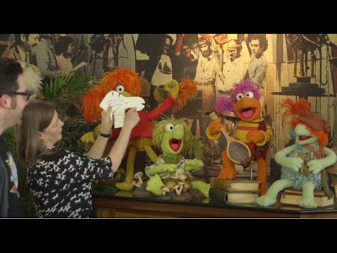 ToughPigs & The Jim Henson Company: Unboxing! Ep. 1 - Fraggle Patterns