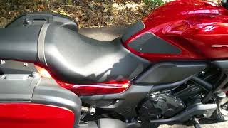 9. Short review of my Honda CTX700N after 3 years