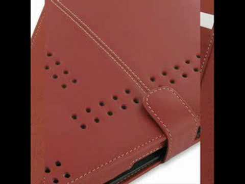 , title : 'PDair Leather Case for Asus Eee PC 1000/1000H - Book (Red)'