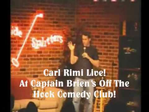 Carl Rimi Live at Off The Hook Comedy Club!