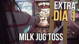 Video EXTRA DÍA 1 - Tratando de vencer MILK JUG TOSS MP3, 3GP, MP4, WEBM, AVI, FLV Juni 2019