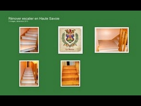 comment reparer escalier bois qui grince