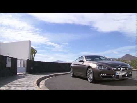 New BMW 6 Series Gran Coupé 2012 In Detail Driving Commercial - Carjam Car Radio Show.mp4