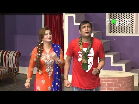 Video Nargis and Shahid Khan New Pakistani Stage Drama Full Comedy Funny Clip download in MP3, 3GP, MP4, WEBM, AVI, FLV January 2017
