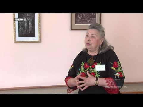 На Рівненщині майстриня пише свої картини тополиним пухом [ВІДЕО]