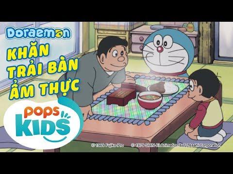 [S6] Doraemon Tập 276 - Khăn Trải Bàn Ẩm Thực, Việc Làm Thêm Của Người Tuyết - Hoạt Hình Tiếng Việt - Thời lượng: 21:41.