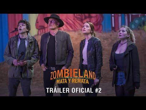 Zombieland: mata y remata - Tráiler Oficial #2 HD en español?>