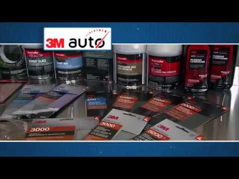 Body Repair System Overview - Prepare, Repair, Fill, Finish