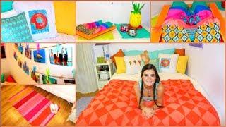 DIY Summer Room Makeover - decorations + more!