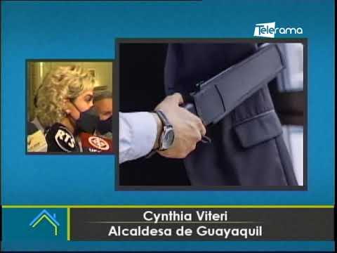 Municipio de Guayaquil dispone medidas para aumento de seguridad en centros comerciales