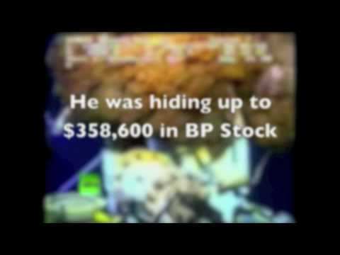 See How Much Ron Johnson's BP Stock Was Worth As He Defended Big Oil