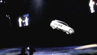 The Flying Opel Astra VXR was the hero at the MPH TV show in the UK. This flying car was also seen in Topgear.http://www.gearfactor.com.hk/