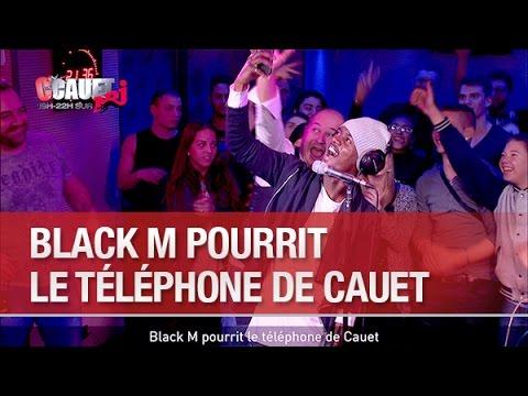 m. - C'Cauet sur NRJ de 19h à 22h ! Encore plus de vidéos sur Cauet.fr Pour plus de kiff, abonne-toi ! http://www.youtube.com/subscription_center?add_user=cauetofficiel Black M pourrit le...