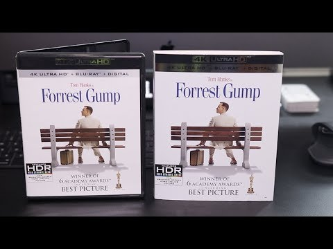 Forrest Gump 4K Blu-Ray Review