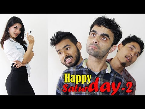 (COLLEGE TIME | Happy Saturday | Episode 2 | New Nepali Short Comedy Movie May 2018 | Colleges Nepal - Duration: 6 minutes, 42 seconds.)