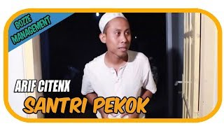 ARIF CITENX - SANTRI PEKOK [ OFFICIAL KARAOKE MUSIC VIDEO ]