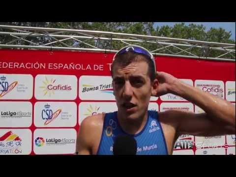Agridulces sensaciones del TeamClaveria en el Cto España Triatlón de Banyoles