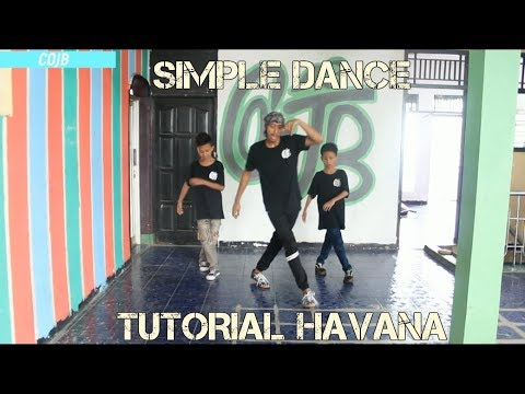 TUTORIAL SIMPLE DANCE HAVANA | COJB43 DANCE