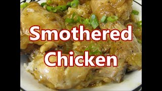 Old fasion style Southern Chicken stew by Louisiana Cajun Recipes
