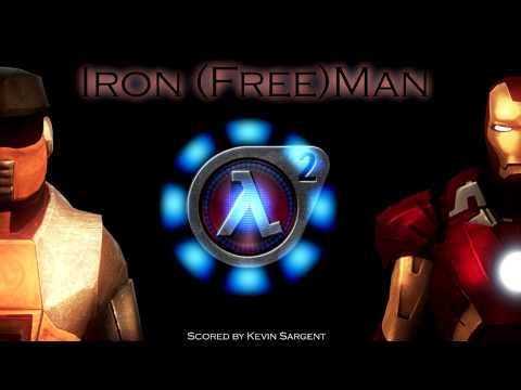 Iron(Free)Man cover
