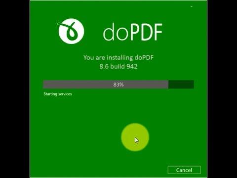 Tutorial Install doPDF 8 Dan Cara Menggunakan