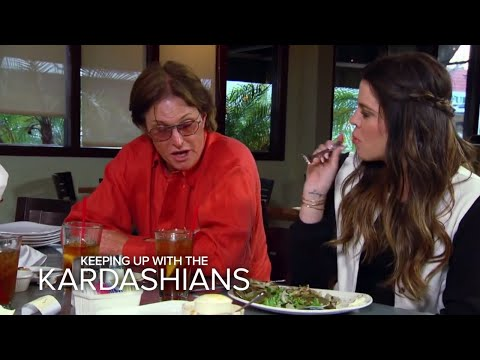Bruce Jenner Wants a Gun for Protection | Keeping Up With the Kardashians | E!