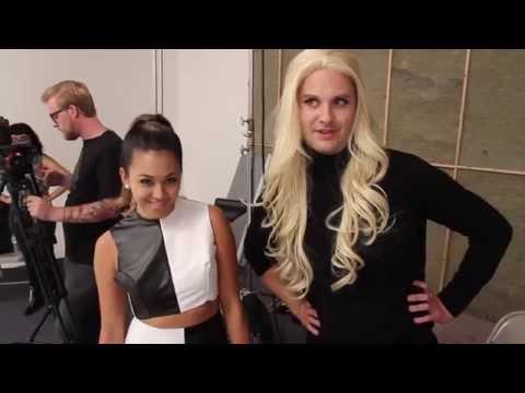 "Ariana Grande - "" Problem ft. Iggy Azalea"" Parody BEHIND THE SCENES"