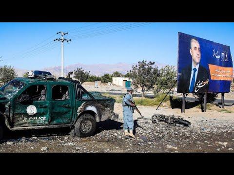 Afghanistan: Dutzende Tote und Verletzte nach Anschlä ...