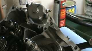 10. 2006 Arctic Cat 650 H1 Crankcase Thread Repair using a Time Sert 1812 E Core Kit