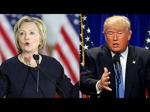 Στα χαρακώματα Κλίντον και Τραμπ μετά το μακελειό στο Ορλάντο