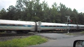 Ashland (VA) United States  city photos gallery : Amtrak Trains North And South Non Stop Through Ashland Virginia