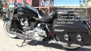 3. Used 2011 Harley Davidson FLHRC Road King Classic for sale