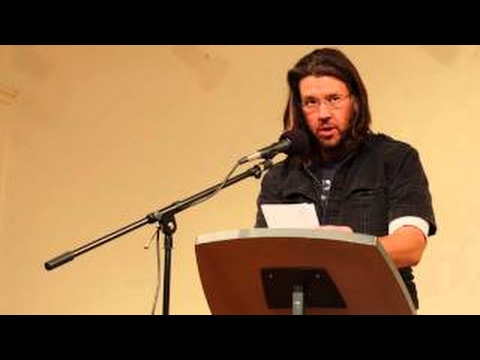 [Full] David Foster Wallace reads Consider the Lobster (on the 2003 Maine Lobster Festival