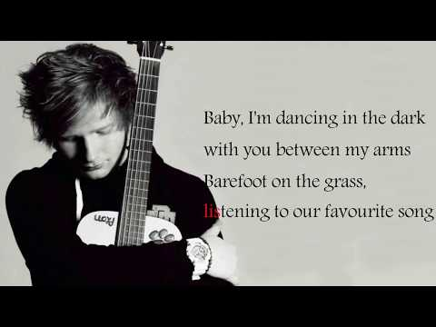 Video Ed Sheeran - Perfect (Lyrics) download in MP3, 3GP, MP4, WEBM, AVI, FLV January 2017