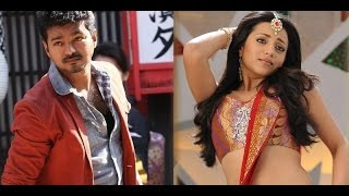 Trisha follows Vijay's way