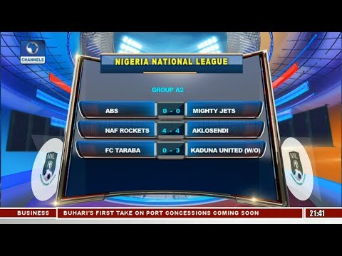 Analysing Nigeria National League |Sports Tonight|