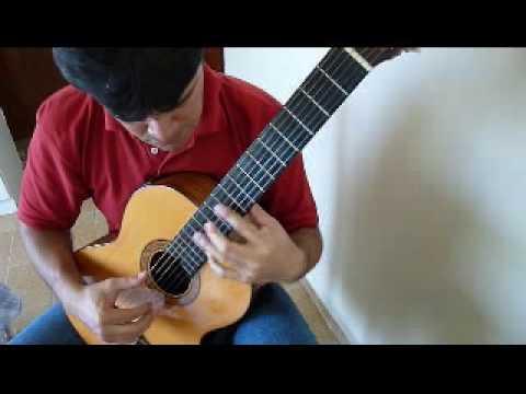 Zamba de mi esperanza (guitarra)
