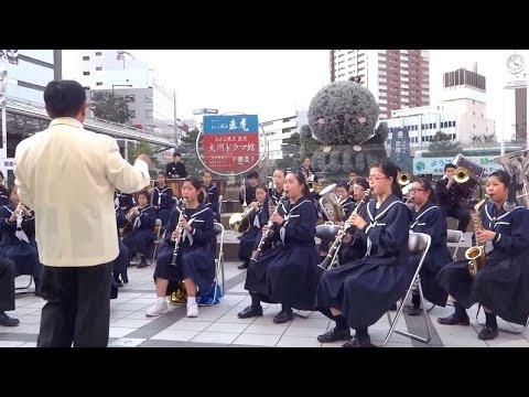 開成中学校 吹奏楽部「五月天組曲」