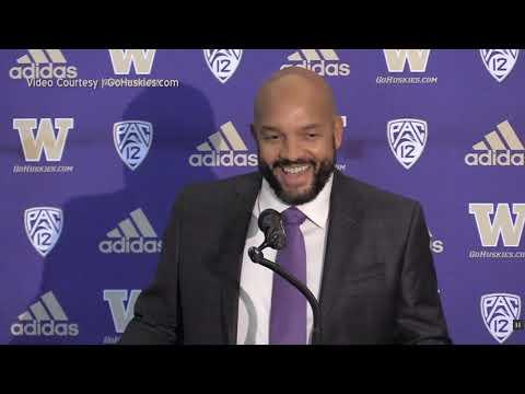 Jimmy Lake on Becoming the UW Football Coach 2019-12-03
