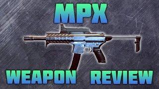 MPX Sub-Machine Gun - Best Cop SMG? - Battlefield Hardline Weapon Review