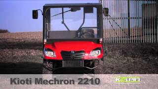 3. Kioti Mechron 2210