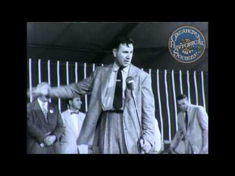 Oral Roberts.- Circa 1950s