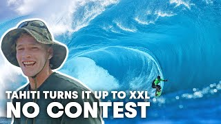 Video We Had The Cameras Rolling In Tahiti As The World Tour Faced Massive Teahupo'o   No Contest Ep7 MP3, 3GP, MP4, WEBM, AVI, FLV September 2019
