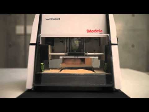 iModela, the cheapest 3D printer (so far)