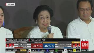 Video Megawati Puji Pidato 'Kemenangan' Prabowo soal Quick Count MP3, 3GP, MP4, WEBM, AVI, FLV April 2019