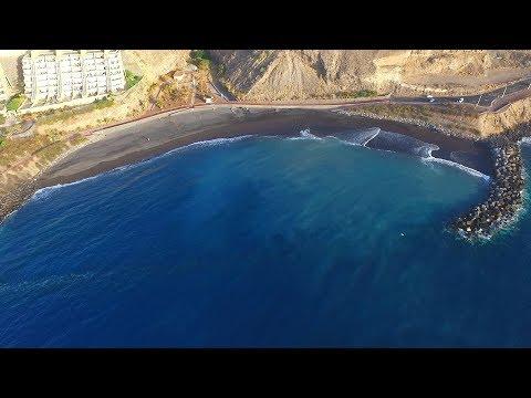 Playa La Nea, Radazul y Boca Cangrejo: El Rosario: Tenerife.