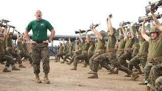 Video 2016 Recruit Training at Marine Corps Recruit Depot San Diego MP3, 3GP, MP4, WEBM, AVI, FLV Februari 2019