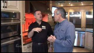 Convection ovens are misunderstood and are underutilized in most kitchens. Tony from Standard TV and Appliance joins us to show us how to use them more ...